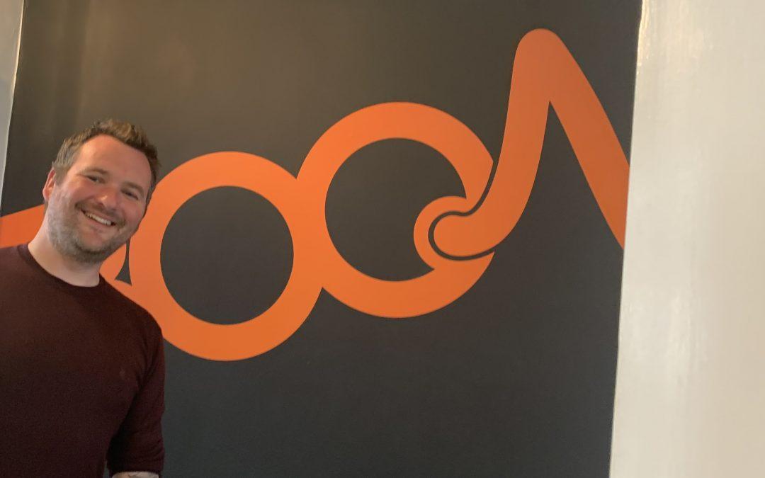 Meet the BOOM team, Managing Director Graham Harris